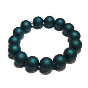 grønn-perle-armbånd
