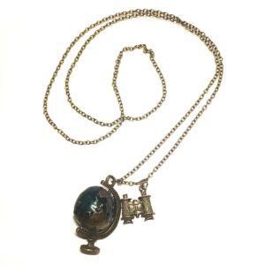 globus-kikkert-reise-smykke-bronse-halskjede