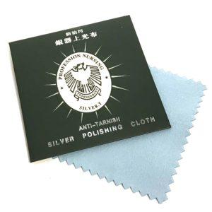 sølvpuss-klut