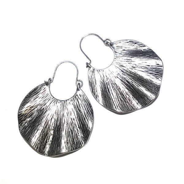 sølv-bohem-boho-ørepynt-øreanheng-øredobber