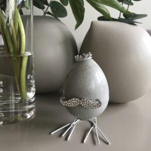betong-egg-dekorasjon-påske-pynt