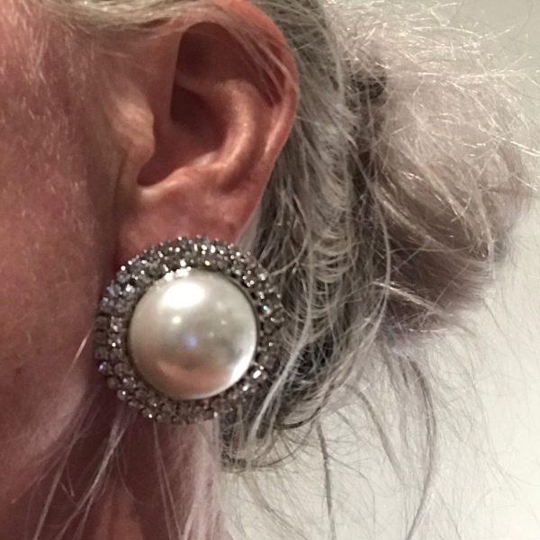store-perle-øredobber