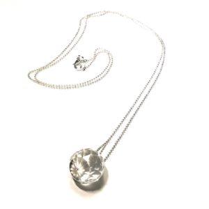 blank-sølv-glass-smykke-halskjede