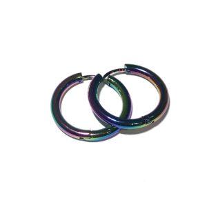 farge-olje-stål-titan-øreringer-ørepynt