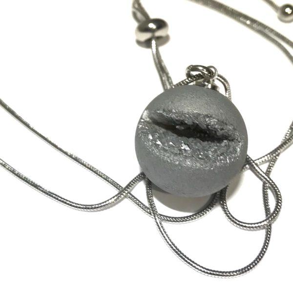 grå-agat-stål-smykke-slider-glide-lås