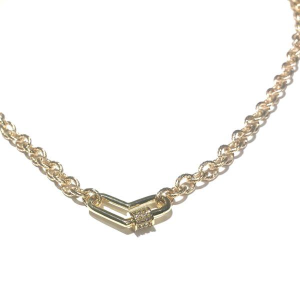 gull-hjerte-smykke