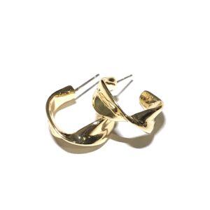 gull-øreringer-ørepynt